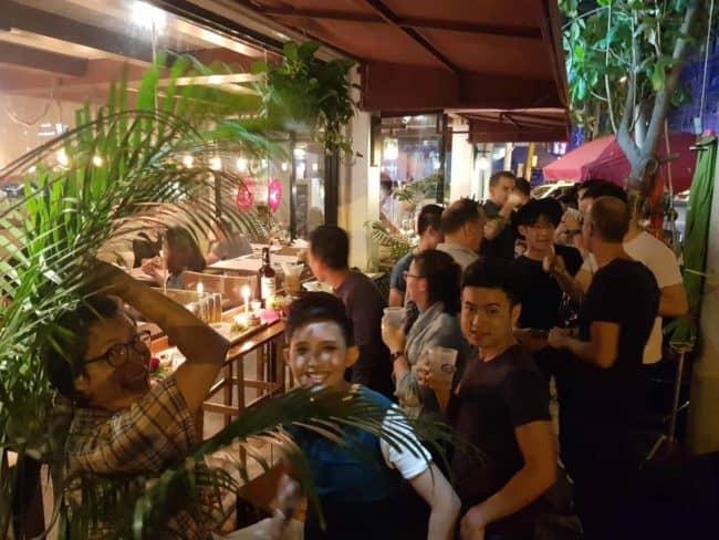 Yangon Gay Bar & Club Guide 2019 - reviews, photos, maps