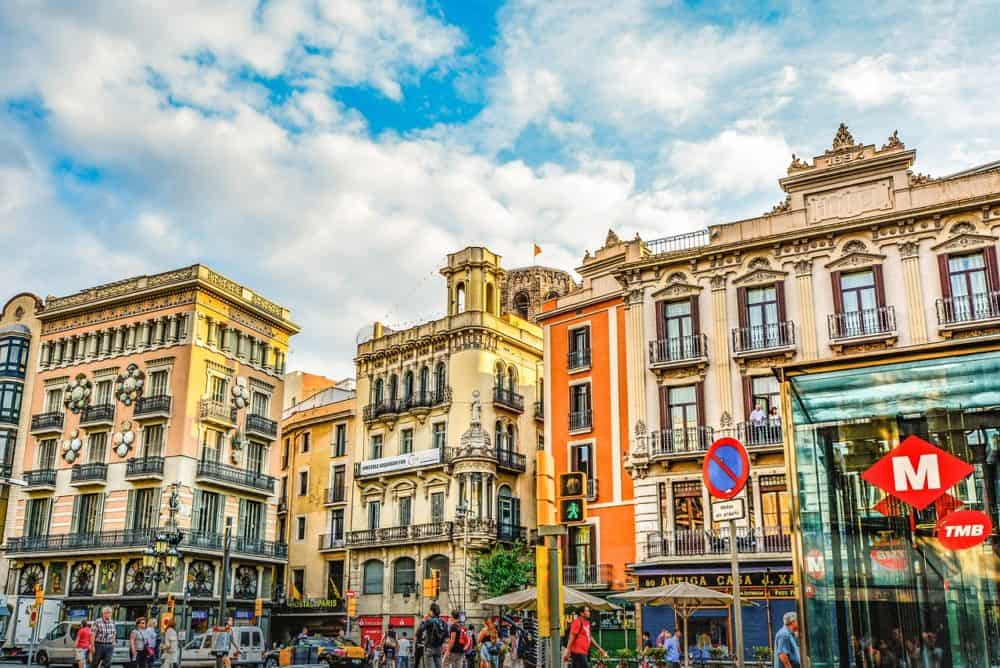 برشلونة جاي تورز