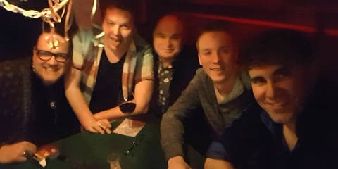 Kiel Gay Bars