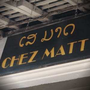 Chez Matt