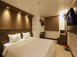 Clover City Centre Plus Hôtel