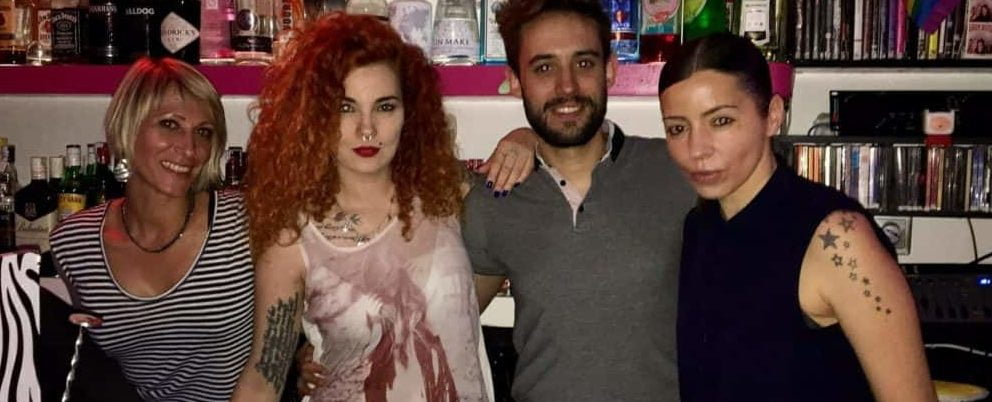 Bars lesbiens à Madrid