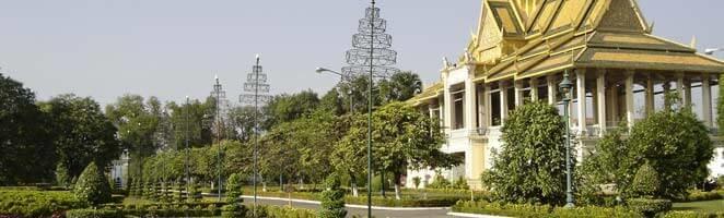 Werden Sie Phnom Penh besuchen?