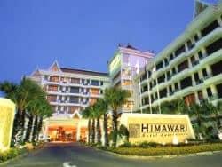 Himawari Hotel lejligheder