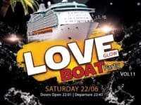 Love Glow Boat Party vol11 par Purple lgbtiq Parties