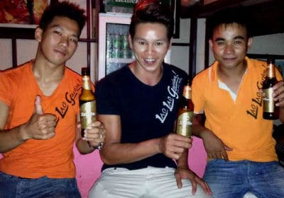 Luang Prabang · Scène gay