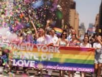 New York City Pride March 2021