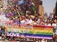 Kebanggaan Kota New York Maret 2022