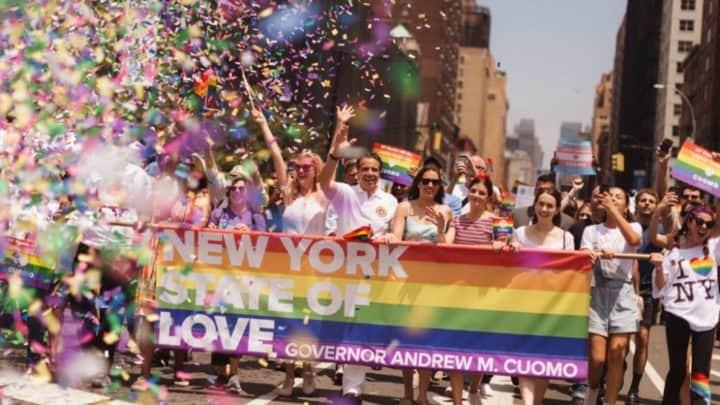 NYC Pride March 2020