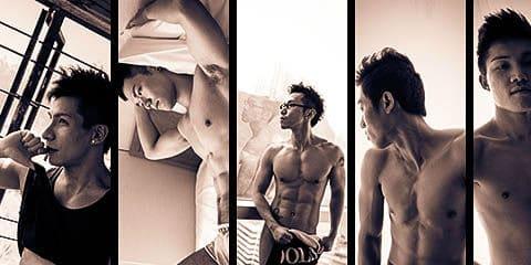 MMMT Studio - Fotografi til mænd