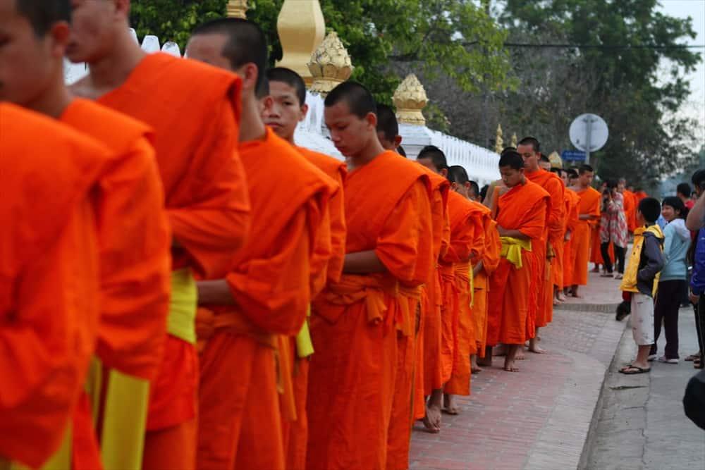 Luang Prabang · Guida della città