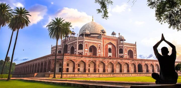 Tour di Nuova Delhi