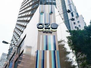 OZO Wesley Hong Kong