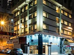 Minimal Hotel Bazaar