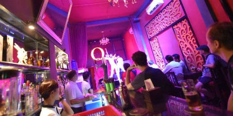 Q Bar – CLOSED