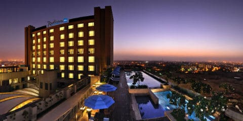 Radisson Blu New Delhi Paschim Vihar