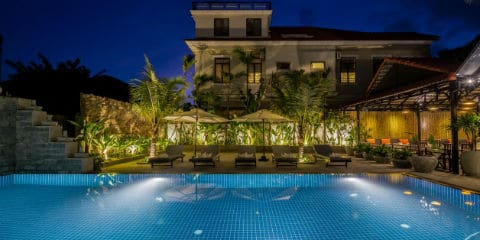 The Cyclo Siem Reap Hotel