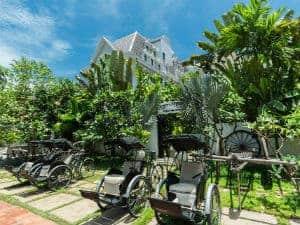 The Grand Cyclo Boutique Suite