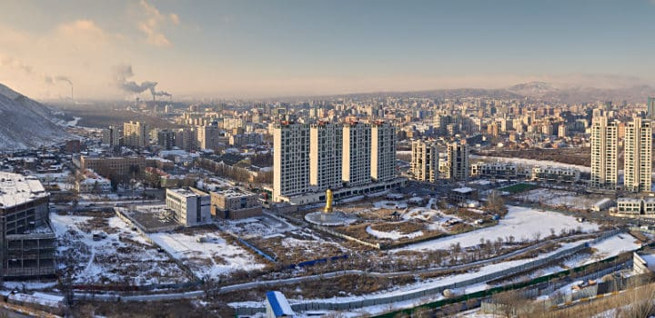 Ulaanbaatar · Hotels