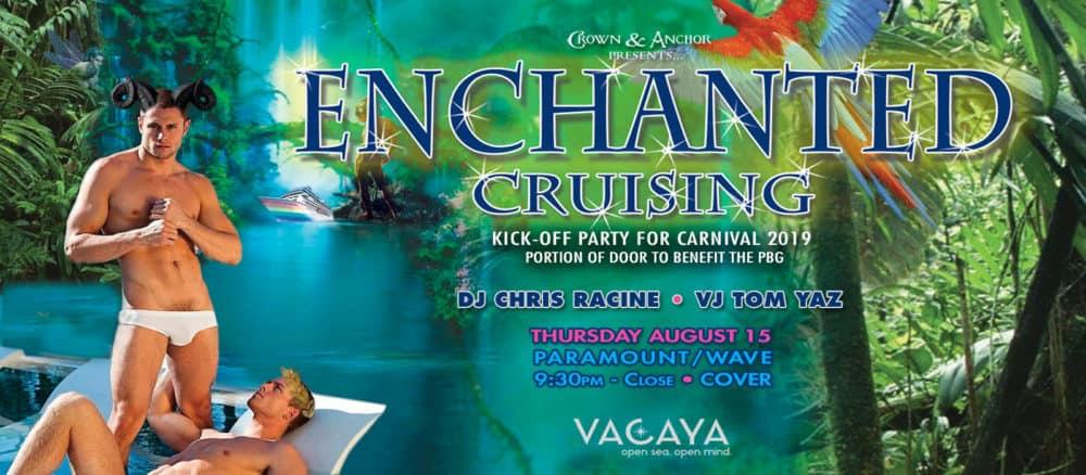 Enchanted Cruising!