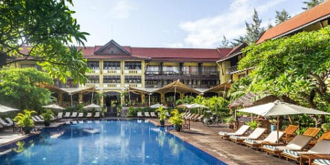 Victoria Angkor Resort