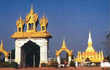 Visa Run To Vientiane