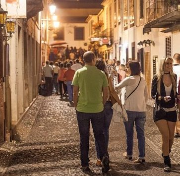 Gay Nightlife Funchal Portugal Tour