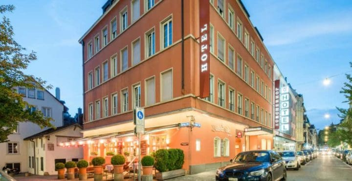 Best Western Plus Hôtel Zürcherhof