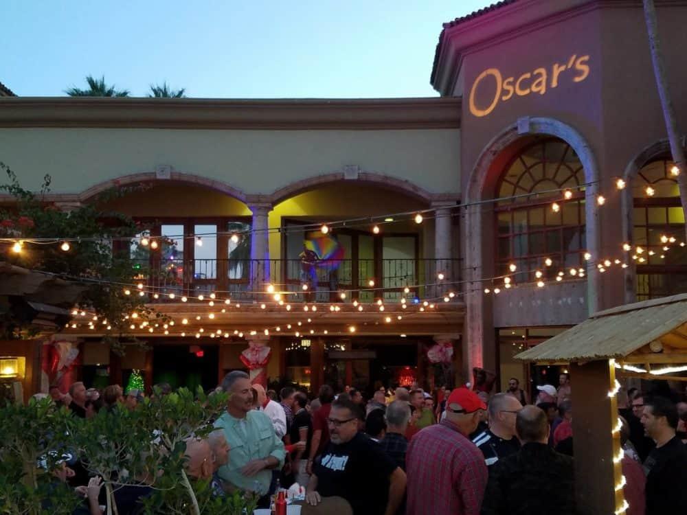 Gay Palm Springs · Restaurants & Cafes