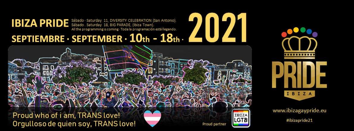 Ibiza Gay Pride 2021