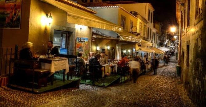 TravelGay recommendation Gay Nightlife Funchal Portugal Tour