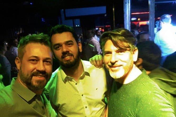 Tour della vita notturna di Santiago Gay
