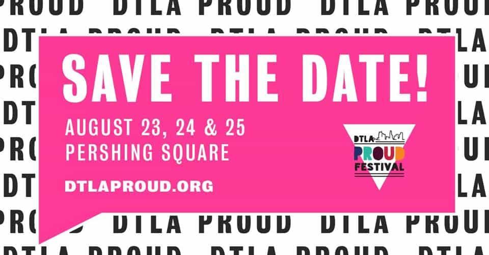 DLTA Orgulloso Festival