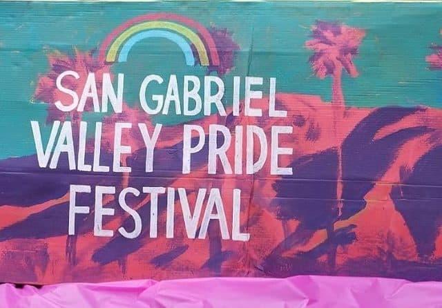 Fierté de la vallée de San Gabriel