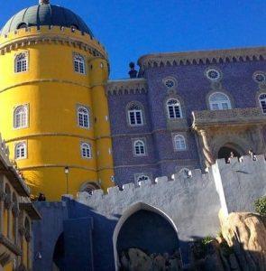 Excursion d'une journée LGBT à Sintra et à Cascais au départ de Lisbonne