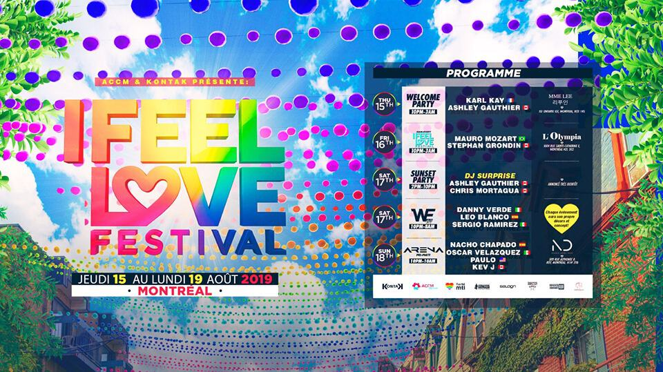I Feel Love Festival