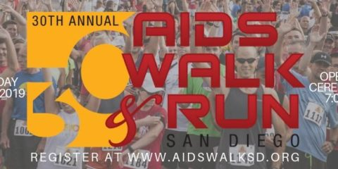 AIDS Walk & Run San Diego