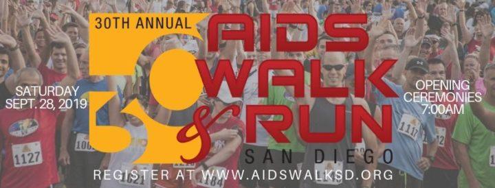 Aids Walk & Run