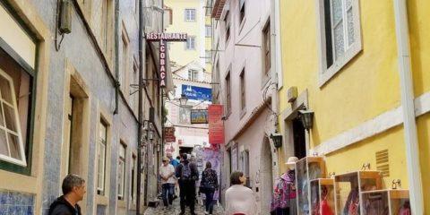 Gay Lisbon Tour: Historical LGBT Group Walking Tour