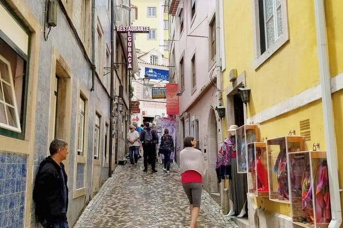 TravelGay recommendation Gay Lisbon Tour: Historical LGBT Group Walking Tour