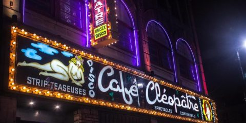 Café Cléopatra