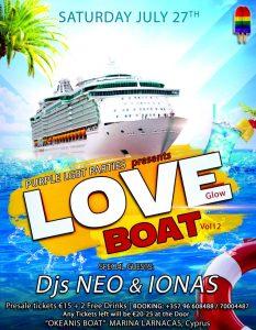 Love Glow Gay Boat Party vol12