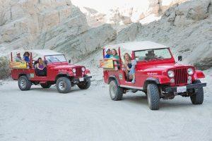 San Andreas Fault Jeep Tour