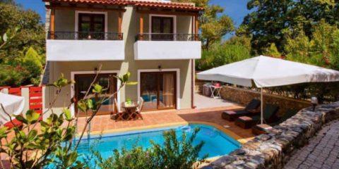Luxury Accommodation in Crete