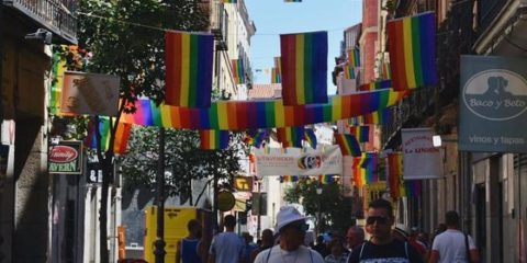 LGBT Madrid: Guided Tour of Chueca
