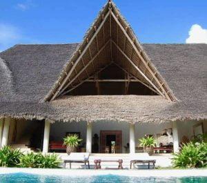 Hébergement de luxe à Malindi, Kenya