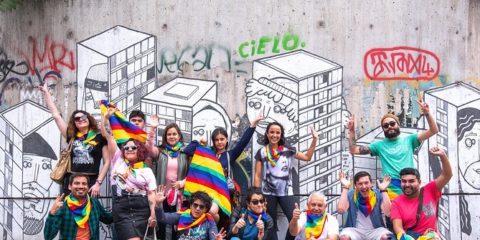 LGBT + Tour Santiago
