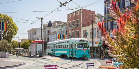 Gay Tour San Francisco: The Castro Human Rights Walk