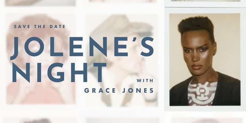 Nuit de Jolene - Spécial Grace Jones