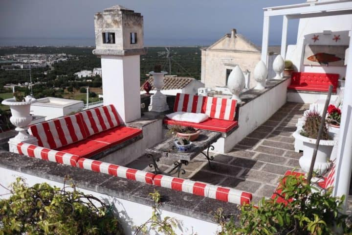 Luxury Accommodation Old Town Ostuni